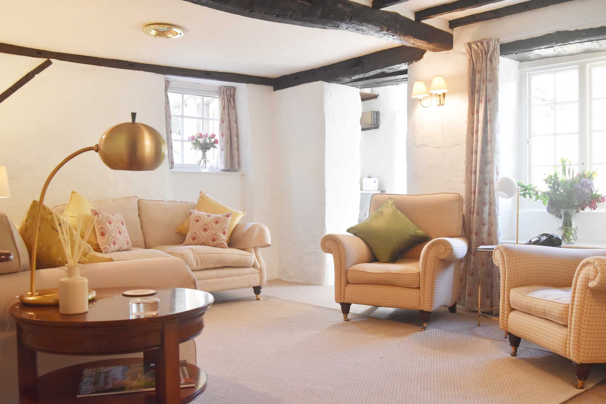 Rose Cottage Holiday Accommodation | Lee Bay | North Devon coast