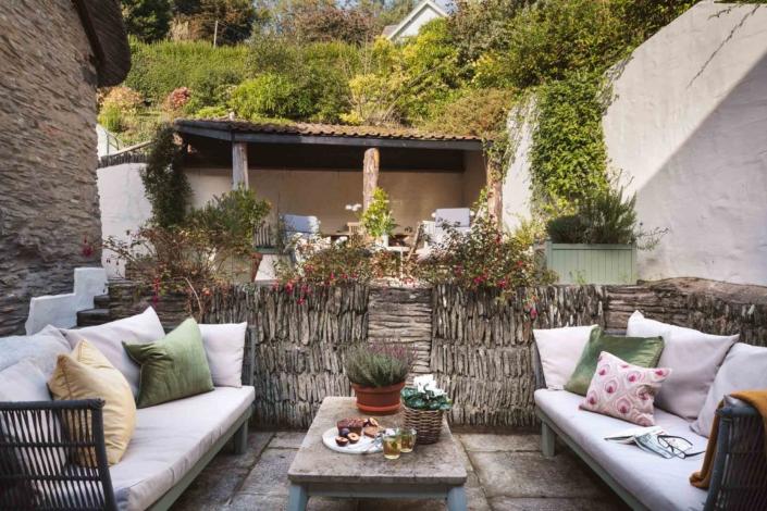 Rose Cottage - Lee - Devon Holiday Accommodation