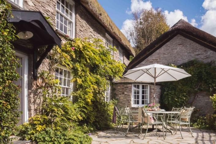 Rose Cottage Holiday Accommodation | Lee Bay | North Devon coast